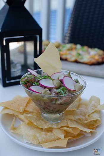 Best Restaurants in Beaufort NC Moonrakers Image