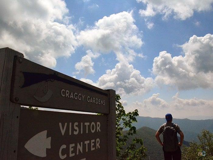 Craggy Gardens Visitor Center Image