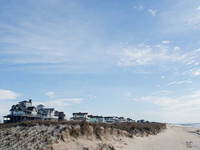 Outer Banks NC Beaches Image