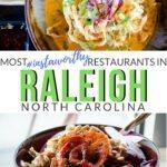 Raleigh Restaurants Pinterest Image 4