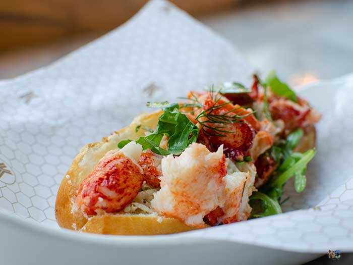 The Katharine Brasserie and Bar Lobster Roll Image