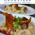 ASHEVILLE RESTAURANT Guide Pinterest Image 17