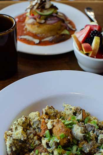 Asheville NC Restaurants Early Girl Eatery Image
