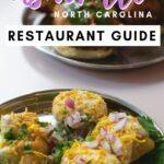 Asheville Restaurant Guide Pinterest Image 11