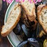 Asheville Restaurant Guide Pinterest Image