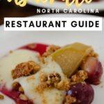 Asheville Restaurant Guide Pinterest Image 6
