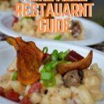 Asheville Restaurant Pinterest Image 4