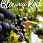 Blowing Rock Travel Guide Pinterest Image 8