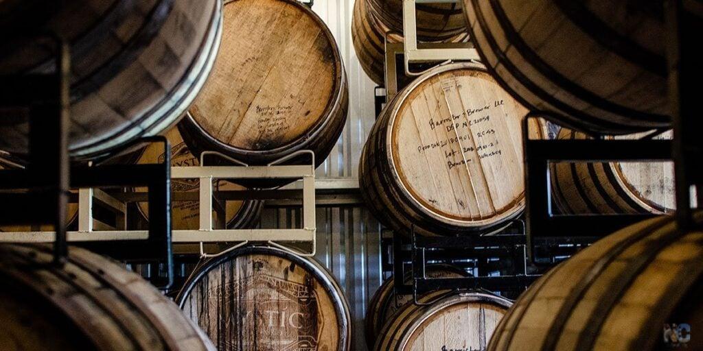North Carolina Distilleries Moonshine Gin Bourbon Featured Image