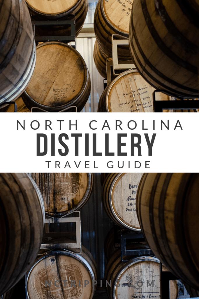 North Carolina Distillery Travel Guide