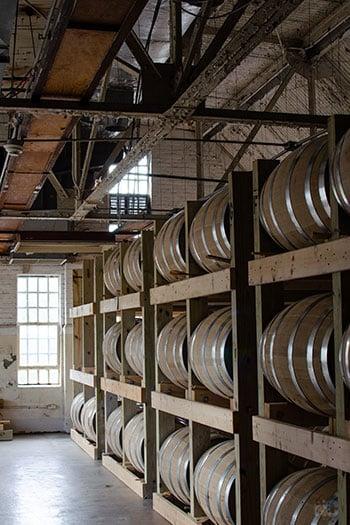 Southern Grace Distilleries Mount Pleasant NC Tour Image