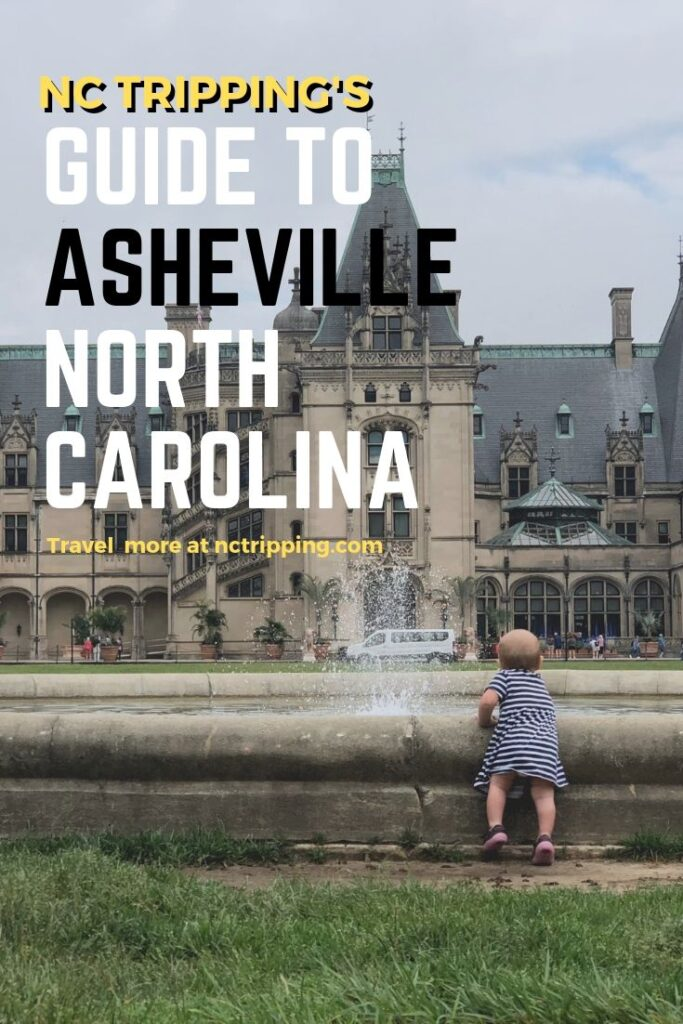 weekend things to do in Asheville Pinterest Image