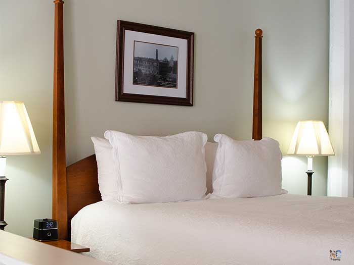Brookstown Inn Hotel Winston-Salem NC Image