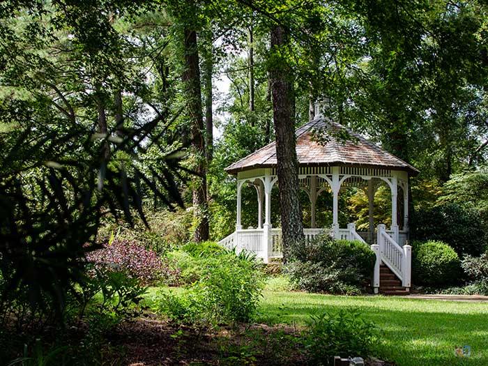 Cape Fear Botanical Garden Fayetteville NC Image