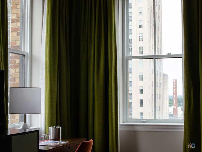 Hotel Indigo Winston-Salem NC Inside Room Image