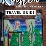 Kinston Travel Guide Pinterest Image 6