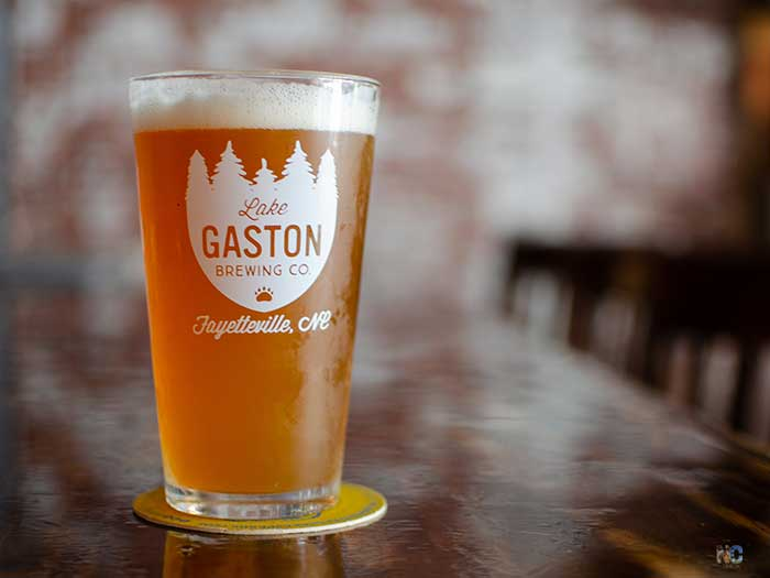 Local Breweries in North Carolina Lake Gaston Brewing Fayetteville NC Image