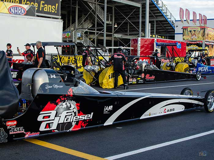 North Carolina Bucket List zMax Dragway Image