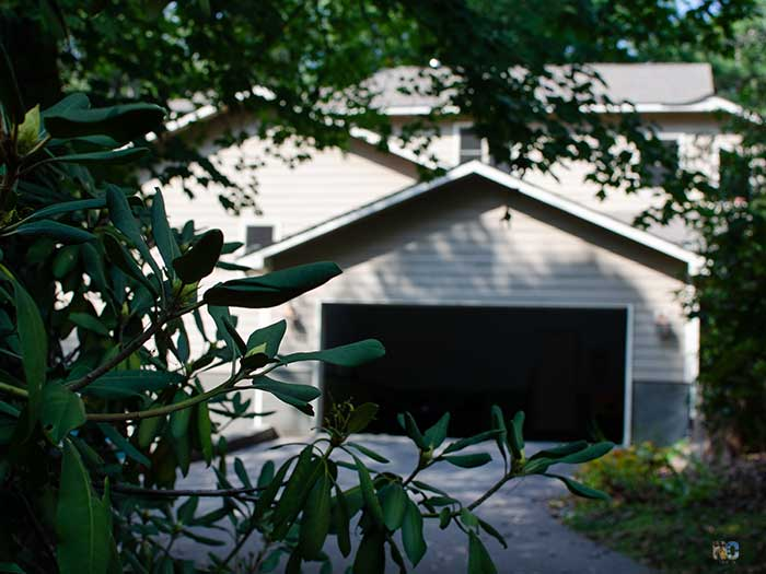 North Carolina Vacations House for Rent Blackberry Lodge Fairview Outside Image