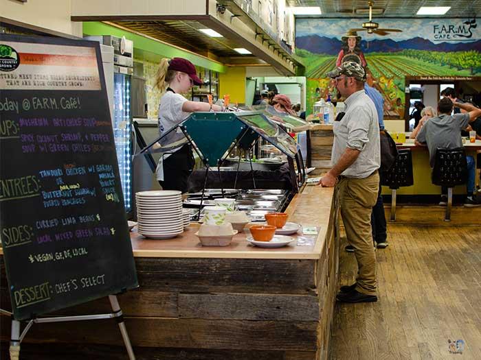 Restaurants in Boone NC FARM Cafe Inside Image