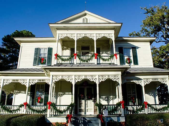 Things to do in North Carolina Fayetteville Poe House Image