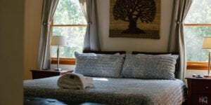 Vacation Rental Near Asheville NC Blackberry Lodge Featured Image
