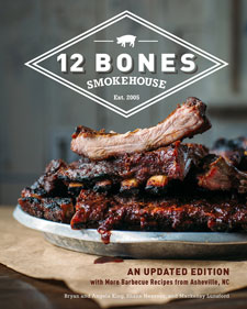 12 Bones Asheville Cookbook Image by Amazon