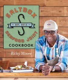Best Cookbooks from North Carolina Saltbox Seafood Joint Cookbook Image by Amazon