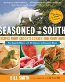 Best Recipe Books Seasoned in the South Bill Smith Image by Indiebound
