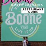 Boone Restaurant Guide Pinterest Image 7