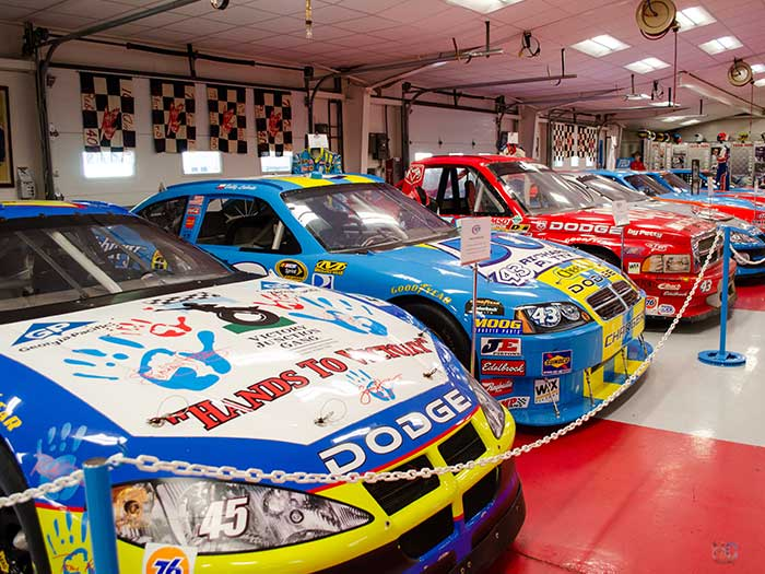 Fun Things to Do in North Carolina Petty Museum Image