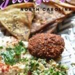 Greensboro Restaurant Guide Pinterest Image 4