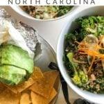 Greensboro Restaurant Pinterest Image 1