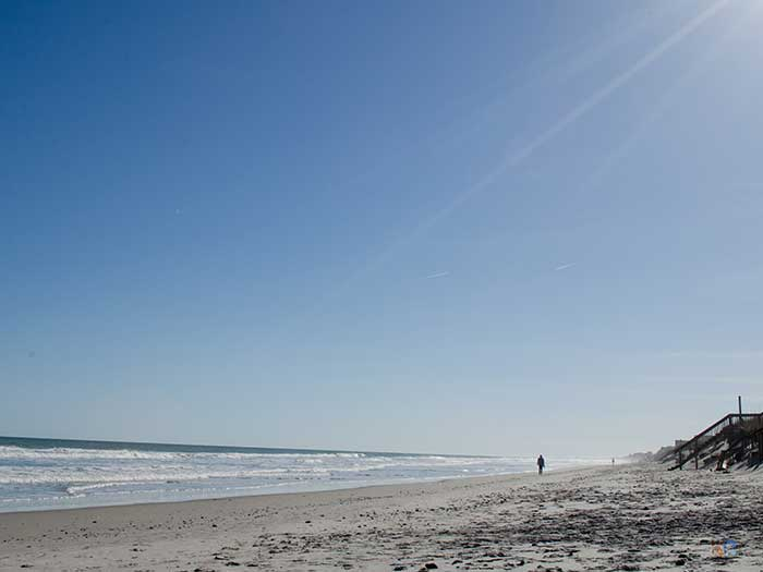 North Carolina Attractions Topsail Beach Image