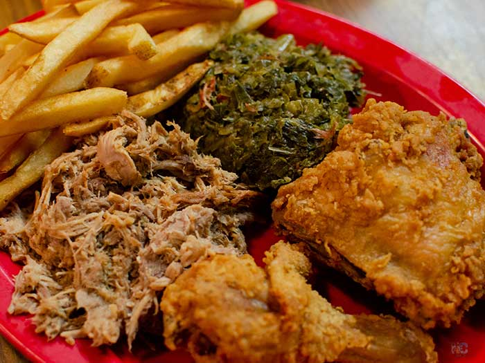 North Carolina Barbecue Kings Kinston NC Image