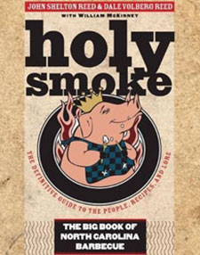 North Carolina Chefs Barbecue Book Image by Indiebound