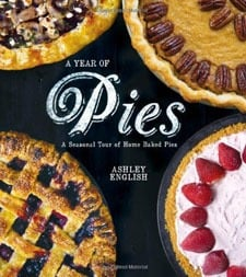 North Carolina Cookbooks Ashley English A Year of Pies Image by Amazon