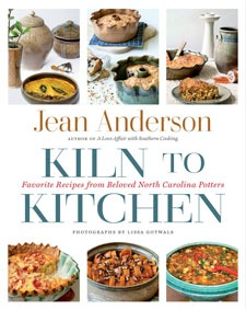 North Carolina Cookbooks From Kiln to Kitchen Image via Amazon