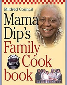 Popular Cookbooks Mama Dips Family Recipes Image by Indiebound