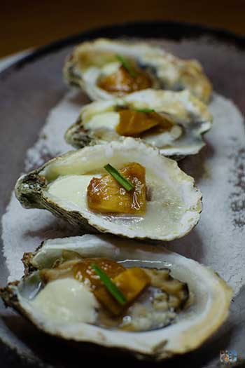 Things to Eat in North Carolina Oysters Image