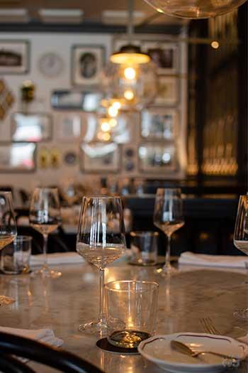Best Restaurants in Winston-Salem NC The Katharine Brasserie Image