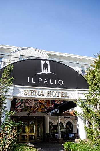 Chapel Hill Hotels Siena Hotel Outside Image
