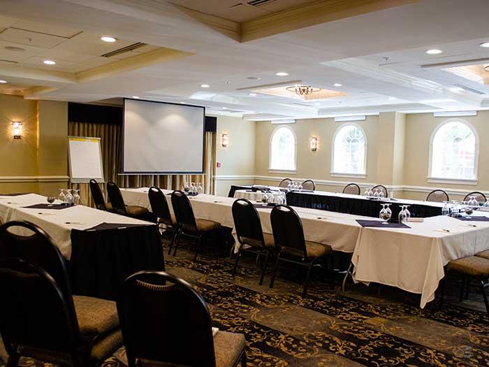 Chapel Hill NC Hotel Siena Meeting Room Image