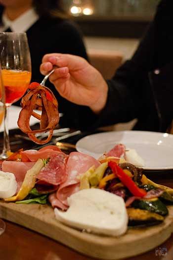 Italian Restaurants Chapel Hill Il Palio Image
