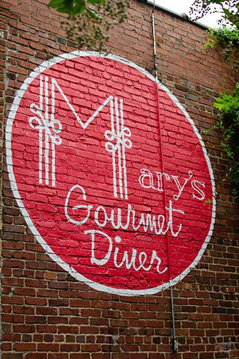 Marys Gourmet Diner Winston-Salem NC Image