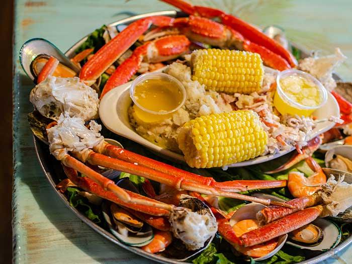 Restaurants Wilmington NC Michaels Seafood Carolina Beach Image