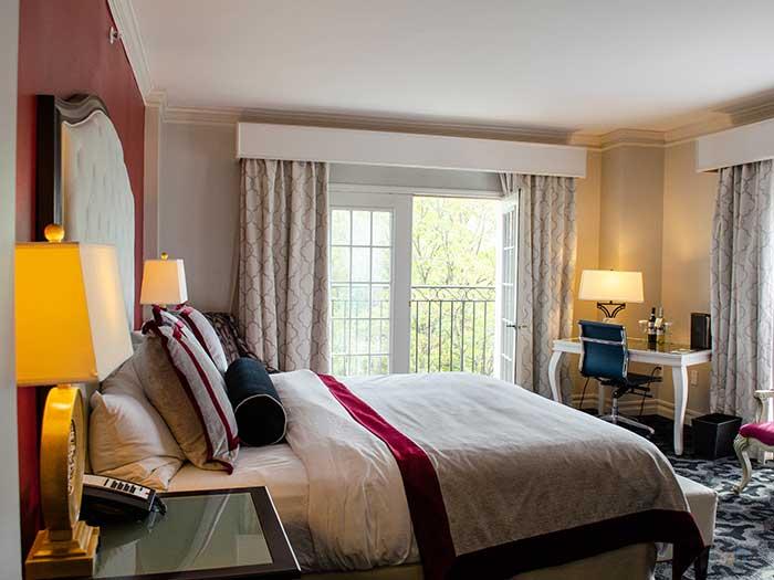 Siena Hotel Chapel Hill Inside Room Image