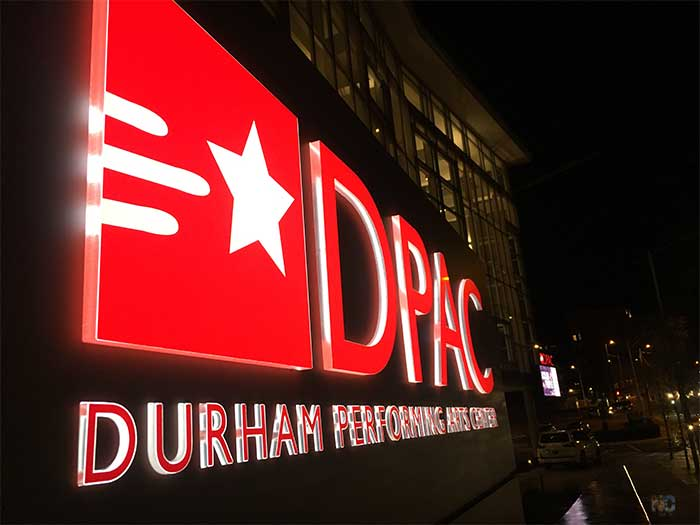Things to Do in Durham NC in December DPAC Performances Image