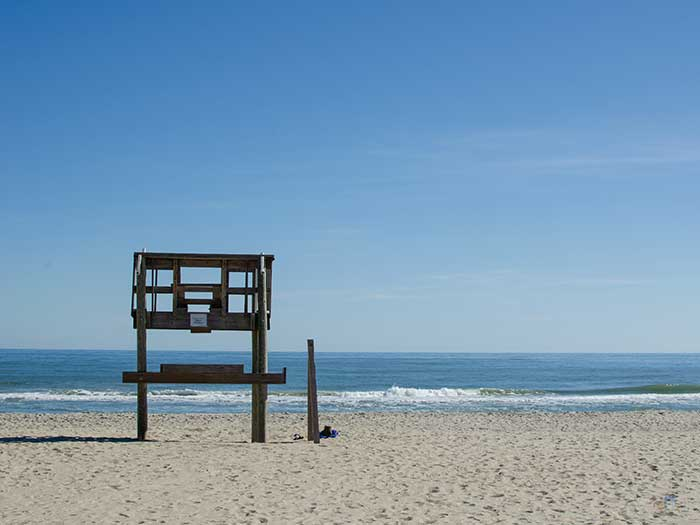 Wilmington NC Beaches Fort Fisher Image