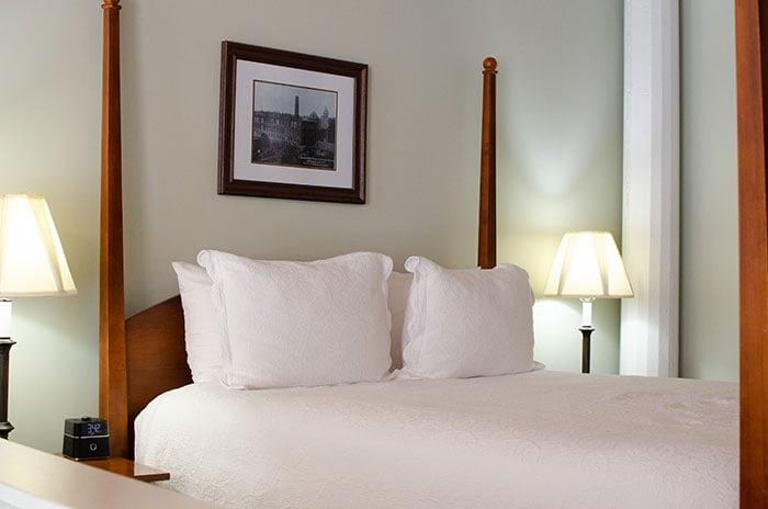 Brookstown Inn Hotels in Winston-Salem NC Image